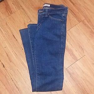 J brand bootcut medium wash jeans 25